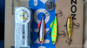 Воблер Плавающий (Floating) Pontoon21 Pontoon21, Bet-A Vib, 1 шт., 4.8 см, 13 гр #5, Салахутдинов Денис Анварович