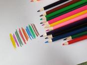 """Карандаши цветные Berlingo """"Жил-был кот"""", 12 цветов, трехгранные (279648) #12, Екатерина"""