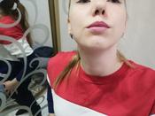 """Губная помада-тинт для губ L`Oreal Paris Rouge Signature, матовый, оттенок 105, """"Я управляю"""", розовый #11, Елена Ш."""