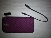 Philips BT 3900, Red портативная акустическая система #7, Евгений