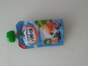 Фрутоняня пюре яблоко, черника печенье с 6 месяцев, 90 г #162, Юлия -.