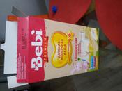 Bebi Премиум каша Печенье с грушами пшеничная молочная, с 6 месяцев, 200 г #14, Жаркова Оксана