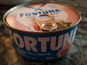 Fortuna тунец филе в собственном соку, 185 г #12, Ольга