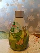 """Жидкое детское мыло для рук """"Frosch"""", ухаживающее, 300 мл #6, Светлана"""