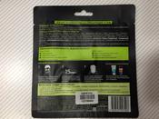Garnier Увлажняющая черная тканевая маска Очищающий Уголь + Черные водоросли с гиуалроновой кислотой, сужающая поры, 28 гр #5, Наталья (Эления)