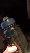 Бутылка для воды Reebok нет, зеленый, желтый, черный #6, Ксения С.