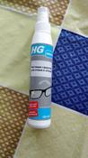 """Чистящее средство для очков и оптики """"HG"""", 125 мл #10, Дарья В."""