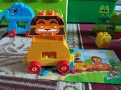 Конструктор LEGO DUPLO Creative Play 10863 Мой первый парад животных #5, Кралинина Анастасия Олеговна