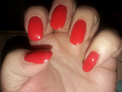 Sally Hansen Xtreme Wear Лак для ногтей тон 170 hot temale, 11,8 мл #1, СВЕТА