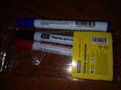 Набор OfficeSpace маркеров для белых досок 4 цвета #5, Светлана П.