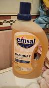 """Средство для ухода за ламинированным полом """"Emsal"""", 1 л #9, Ольга"""