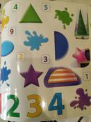 Учу цифры, формы и цвета (+ наклейки) | Писарева Елена Александровна #4, Инна