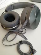 Наушники Sony Extra Bass MDR-XB950AP, серый #3, Максим Я.