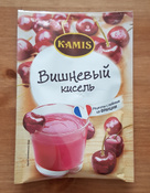 """Кисель Kamis """"Вишневый"""" моментального приготовления, 30 г #5, Юлия"""