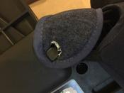 Автокресло Capella 15-36 кг, ISOFIX, Blue (синий меланж) #14, Дарья М.