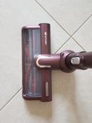 Вертикальный пылесос Kitfort КТ-543-2, бордовый #13, Анна