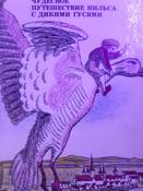 Чудесное путешествие Нильса с дикими гусями #139, Анна