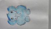 Акварельные карандаши шестигранные ArtBerry, с кисточкой, 12 цветов #11, Ольга У.