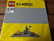 Конструктор LEGO Classic 10701 Строительная пластина серого цвета #2, Надежда Р.
