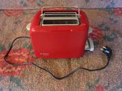 Тостер Bosch TAT3A014, красный #9, Эля