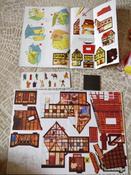 Умная бумага Сборный домик-раскраска Таверна #7, Татьяна Грин