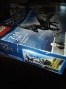 Конструктор LEGO Harry Potter 75951 Побег Грин-де-Вальда #14, Елена А.