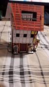 Умная бумага Сборный домик-раскраска Таверна #10, Эльмира