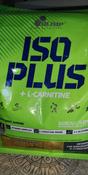 """Изотонический напиток Olimp Sport Nutrition """"Iso Plus Powder"""", апельсин, 1505 г #9, Ольга"""