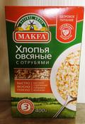 Makfa хлопья овсяные с отрубями, 400 г #15, Боженко Артем