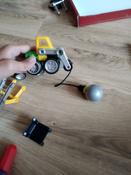 """Магнитный конструктор Bondibon Smartmax """"Специальный набор. Мощная техника"""", развивающая игра #1, Нина"""