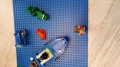 Конструктор LEGO Classic 10714 Синяя базовая пластина #11, Скобелина Светлана
