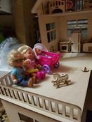 Simba Кукла Еви в платье с малышом #4, Любовь С.