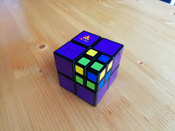 Meffert's Головоломка Pocket Cube #14, Кристина