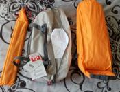 """Палатка 2-местная NOVA TOUR Nova Tour """"Ай Петри 2 V2"""", цвет: оранжевый. Арт.95414 #2, Илья С."""