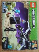 Конструктор LEGO Minecraft 21151 Последняя битва #8, Ольга