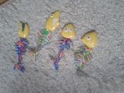 """Игрушка для ванной Bondibon """"Играем в воде. Рыбки"""", 4 шт #1, Татьяна"""