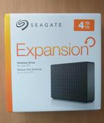 4 ТБ Внешний жесткий диск Seagate Expansion (STEB4000200), черный #10, Довгий Евгений