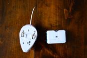 Игрушка для животных Hexbug Мышка на радиоуправлении белая #3, Александр
