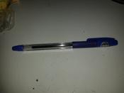 """Ручка шариковая Pilot """"BPS-GP-Fine"""", цвет: синий #8, топоркова анжела"""