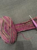 Пряжа для вязания Schachenmayr Originals Bravo Color, ягодный (2088), 266 м, 50 г #13, Оксана Т.