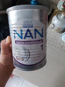 Смесь NAN Гипоаллергенный 1 OPTIPRO HA, для профилактики аллергии, с 0 месяцев, 400 г #13, Ксения К.