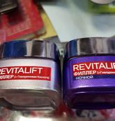 """L'Oreal Paris """"Revitalift Филлер [ha]"""" Ночной антивозрастной крем против морщин для лица, 50мл #3, 11111"""