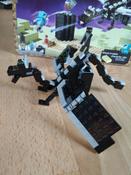 Конструктор LEGO Minecraft 21151 Последняя битва #12, Ольга