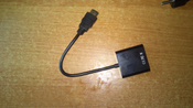 Переходник ATcom 0.1 m HDMI - Vga #4, Александр С.