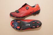 Велотуфли мужские Shimano, цвет: красный. SH-XC700. Размер 45 (44) #3, Вадим М.