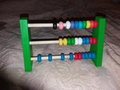 Краснокамская игрушка Развивающая игра Счетики Радуга #14, Текеева Джамиля