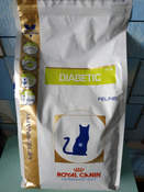 "Корм сухой Royal Canin ""Vet Diabetic feline DS46"", для кошек при сахарном диабете, 1,5 кг #4, Анна"