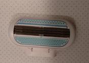 Gillette Venus Сменные кассеты для бритья, 4 шт #333, Виктория В.