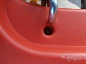 Happy Box JM-701 Детский игровой комплекс для дома и улицы: детская горка, баскетбольное кольцо с мячом, подвесные качели. #4, Юрий Алексеевич