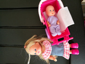 Simba Кукла Еви в платье с малышом #6, Андреева Анастасия